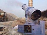 Nebel-Kanonen für Gruben-Staubbekämpfung