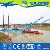 再生利用作業のためのJulongのカッターの吸引の砂の浚渫船