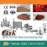 Alimento de animal de estimação automático contínuo que faz a linha de processamento da máquina