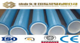 El tubo de acero de plástico de la guarnición para el agua potable de alto nivel transporta