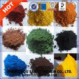 Pigment van het Ijzer Oxide/Fe2o3 van het Oxyde van het Ijzer van 110.120.130.190 het Rode/Rode