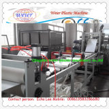 PVC Edge Band Sheet Line de 400mm avec Splitting System