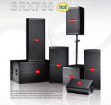 Srx700 Professionele Sprekers van het Systeem van de PA van de Reeks de Correcte