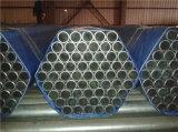 Heißes eingetauchtes Zink beschichtetes geschweißtes A795 Feuerschutzanlage-Stahlrohr mit Bescheinigungen UL-FM