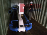 nave de colocación concreta del auge de los brazos desmontables del 18m a nosotros y a Canadá