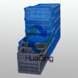 Caixa plástica Foldable para o vegetal e a fruta