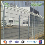 明確なViewおよびHigh Strong第2 Double Wire Fence Panel
