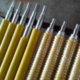 Maquinaria de matéria têxtil e rolo de borracha resistente à corrosão
