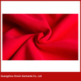 Красное изготовление куртки Hoody фуфайки вышивки пуловера высокого качества (T175)