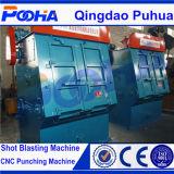 Machine de grenaillage de ceinture de dégringolade pour de divers ressorts et boulons de nettoyage