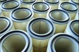 Cartuccia di filtro (cartuccia legata filata di filtro dell'aria del poliestere con i media) di PTFE (TR/F3566)