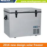 Портативная пишущая машинка замораживателя для замораживателя холодильника автомобиля DC 24V 12V солнечной силы автомобиля