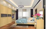 Mobilia di legno moderna della camera da letto dell'armadio del guardaroba (zy-010)