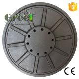 generatore a magnete permanente di cambiamento continuo assiale di 5kw 150rpm con la BV