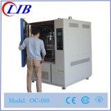 Het elektronische Rubber Testende Kabinet van de Kamer van de Test van het Gas van het Ozon Corrosieve Klimaat