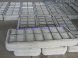 Schermo di lavoro a maglia della maglia del dispositivo antiappannante della rete metallica di PTFE/PP/PE