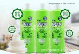 Greensource, película da transferência térmica para o frasco plástico para o líquido de lavagem da mão