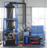 Máquina de gelo média do tubo da capacidade