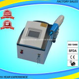 Mini ND YAG лазерная машина для удаления татуировки