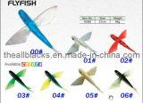 Richiamo di pesca dell'attrezzatura di pesca - richiamo morbido di pesca - pesci 10380 della mosca