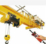 Distance F21-4SD Radio Industrial Wireless Controller Télécommande Crane / Hoist