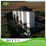 Tratamiento de aguas residuales combinado enterrado para desalojar las aguas residuales de la impresión y del teñido