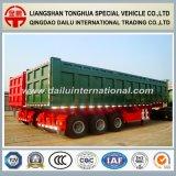 Descarregador do transporte de carga dos eixos do fabricante 3/do Tipper reboque pesados Semi