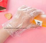 عال سرعة طعام بلاستيكيّة يد قفّاز يجعل آلة