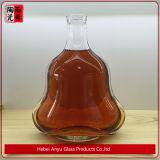 700ml de lege Fles van de Brandewijn met de Karaf van het Glas van het Aluminium GLB