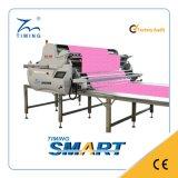 Macchina di diffusione di tessile di taglio domestico automatico del tessuto