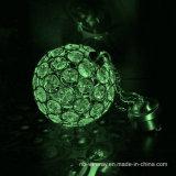 Nueva luz colgante solar de la bola cristalina 2016 con el cambio del color