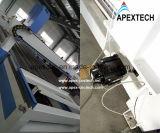 Ranurador del CNC del Atc de la carpintería de 8 del automóvil de la herramienta compartimientos del cambio