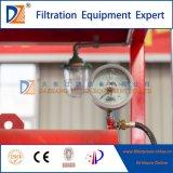 Membranen-Filterpresse 2017 für industrielle Abwasserbehandlung