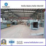 Prensa de empacotamento hidráulica para o papel Waste (CE)