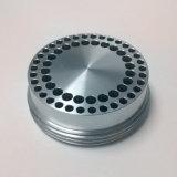 Pièces de usinage en aluminium de précision, bon marché et très bien