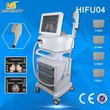 Machine anti-vieillissement de remodelage faciale Hifu de déplacement de ride de rajeunissement de peau de la technologie anticipée Hifu/des Etats-Unis