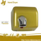 Secador automático da mão do sensor do banheiro do hotel