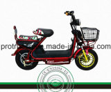 Motocicleta elétrica do projeto novo com Ce