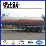 Acqua, latte, rimorchio del serbatoio dell'acciaio inossidabile di trasporto Ss304 dell'olio