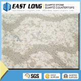 Brames de marbre artificielles de quartz de fournisseur de pierre de quartz de couleur de veine