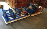 Machine de soudure en plastique de matériel de fusion de bout de pipe de Sud200h