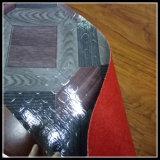 Выбитый пол PVC поверхностного покрытия