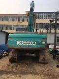 Máquina escavadora japonesa usada muito boa Kobelco Sk200-8 da esteira rolante hidráulica da condição de trabalho (construção equipment2011)