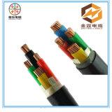 Câble électrique de PVC, câble d'alimentation flexible de PVC
