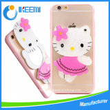 PC Mirror Cover Fall China-Wholesale Cute Cartoon Image Design für iPhone 6 6s