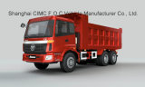 Commins Engine를 가진 Foton Auman Tx 6X4 Dump Truck