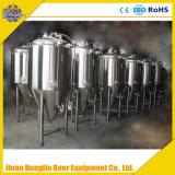 中国からの2000L SUS304ビールビール醸造所装置
