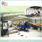 Mit hohem Ausschuss von Rotary Cooler Used für Cooling Dried Fertilizer/Air Conditioner