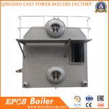 Griglia Chain, controllo del PLC, caldaia a vapore orizzontale della pallina della biomassa del truciolo