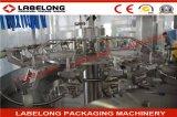 La venta directa 16 de la fábrica dirige 3 en 1 máquina de rellenar en botella del agua pura